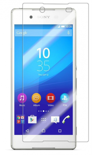 Защитное стекло Ultra Tempered Glass 0.33mm (H+) для Sony Xperia Z3+/Xperia Z3+ Dual (в упаковке)