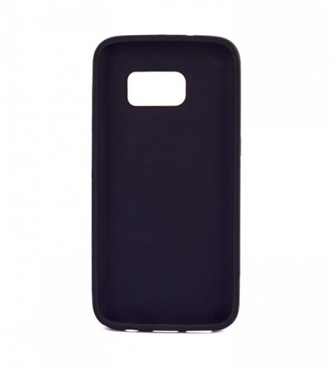 TPU чехол с металлической вставкой iFace для Samsung G935F Galaxy S7 Edge