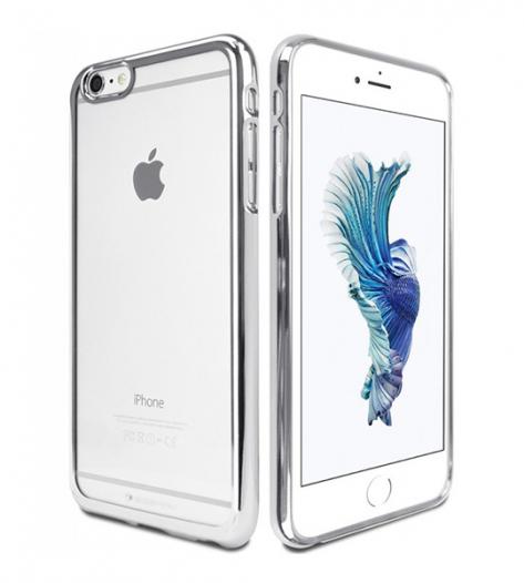 TPU чехол Mercury Ring 2 для Apple iPhone 6/6s plus (5.5