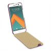 Кожаный чехол (флип) TETDED для HTC 10 / 10 Lifestyle
