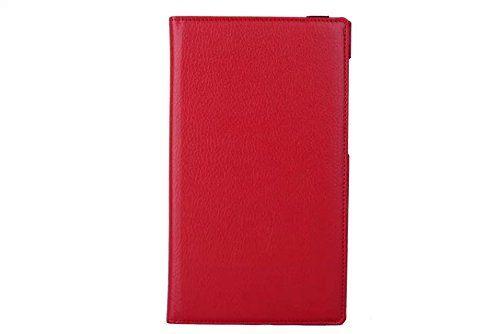 Кожаный чехол-книжка TTX (360 градусов) для Asus MeMo Pad 7 ME572