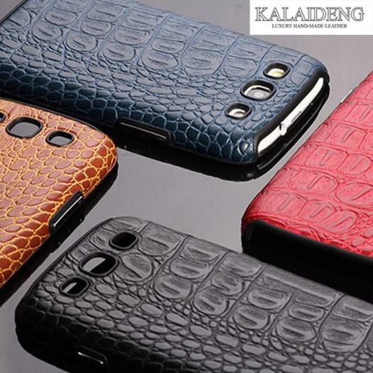 Кожаная накладка KLD Creative Series для Samsung i9300 Galaxy S3