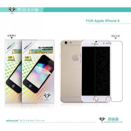 Защитная пленка Nillkin для Apple iPhone 6/6s (4.7