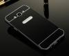 Металлический бампер с пластиковой вставкой для Samsung J710F Galaxy J7 (2016)