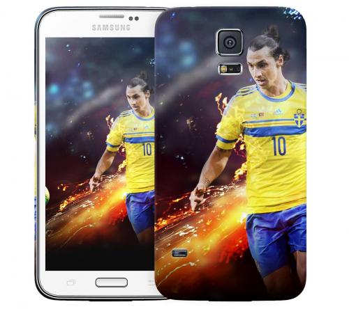 Чехол «Zlatan Ibrahimović» для Samsung Galaxy S5