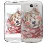Чехол «Влюбленная собака» для Samsung Galaxy s3