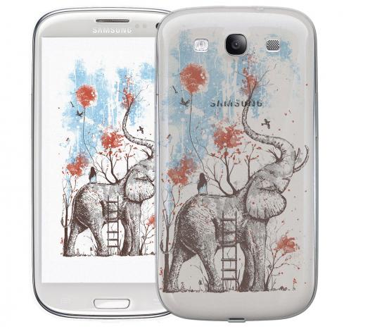 Чехол «Вдохновение» для Samsung Galaxy s3