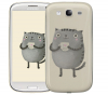 Чехол «Love Kill» для Samsung Galaxy s3