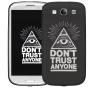 Чехол «Don't trust anyone» для Samsung Galaxy s3