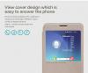 Кожаный чехол (книжка) Nillkin Sparkle Series для Samsung Galaxy Note 5