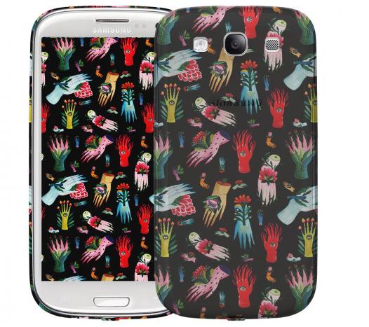 Чехол «Hands» для Samsung Galaxy s3