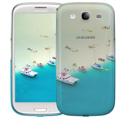 Чехол «Берег» для Samsung Galaxy s3