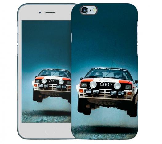 Чехол «Audi quattro» для Apple iPhone 6/6s 4.7