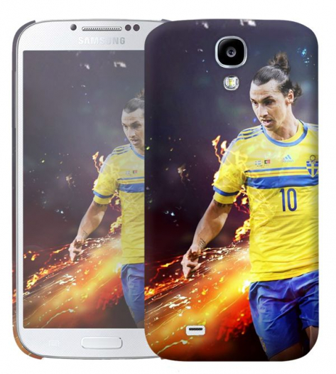 Чехол «Zlatan Ibrahimović» для Samsung Galaxy s4 / Galaxy S4 mini