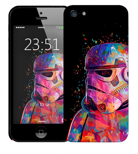 Чехол «trooper» для Apple iPhone 5/5s