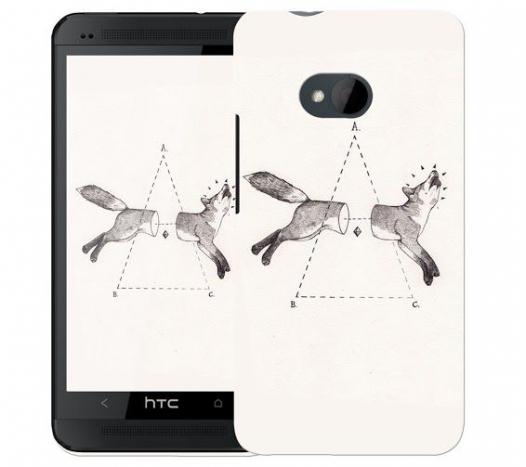 Чехол «Боль» для HTC One