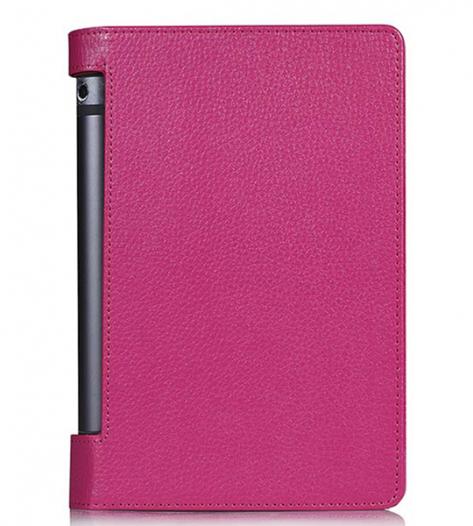 Кожаный чехол-книжка TTX с функцией подставки для Lenovo Yoga Tablet 3 8