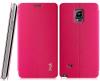 Кожаный чехол (книжка) IMAK Fun Series для Samsung N910H Galaxy Note 4