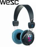 Наушники WESC Overlay no. 2 Conga Blue Iris