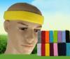 Спортивный напульсник на голову