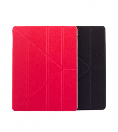 Кожаный чехол-книжка TTX Slim-Y series для Apple Ipad 2/3/4