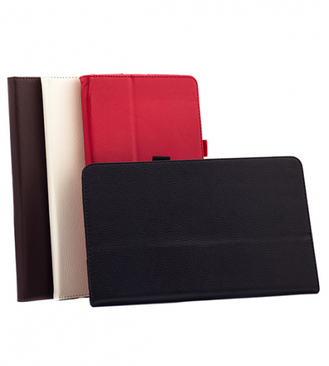 Кожаный чехол-книжка TTX с функцией подставки для Samsung Galaxy Tab E 9.6