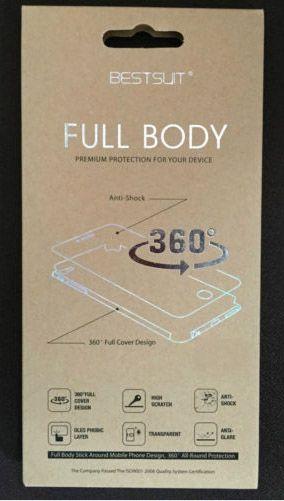 Бронированная полиуретановая пленка BestSuit (на обе стороны) для Samsung G930F Galaxy S7
