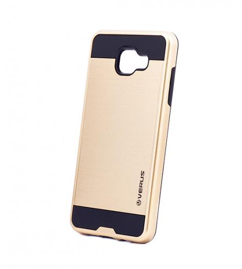 Двухслойный ударопрочный чехол с защитными бортами экрана Verge для Samsung A510F Galaxy A5 (2016)