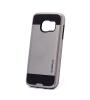 Двухслойный ударопрочный чехол с защитными бортами экрана Verge для Samsung G930F Galaxy S7