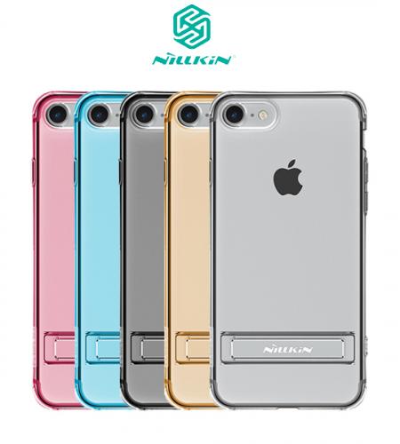 TPU чехол Nillkin Crashproof Case Series для Apple iPhone 7 (4.7