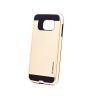 Двухслойный ударопрочный чехол с защитными бортами экрана Verge для Samsung Galaxy S6 G920F/G920D