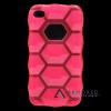 TPU чехол в виде пчелиных сот для iPhone 4/ iPhone 4S