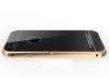 """Металлический бампер с подставкой Luphie с акриловой вставкой для Apple iPhone 6/6s 4.7"""""""