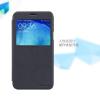 Кожаный чехол (книжка) Nillkin Sparkle Series для Samsung J700H Galaxy J7