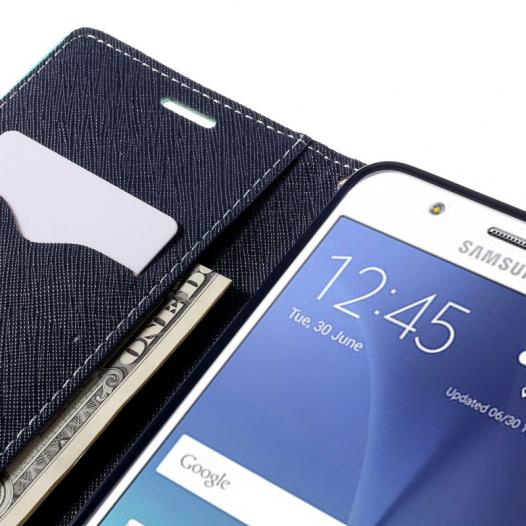 Чехол (книжка) Mercury Fancy Diary series для Samsung J510F Galaxy J5 (2016)