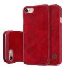 "Кожаный чехол (книжка) Nillkin Qin Series для Apple iPhone 7 (4.7"")"