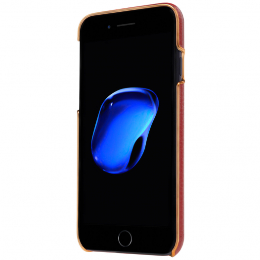 Кожаная накладка с подставкой Nillkin M-Jarl Series для Apple iPhone 7 plus (5.5
