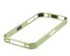 Металлический бампер Slim (защелка) для Apple iPhone 4/4S