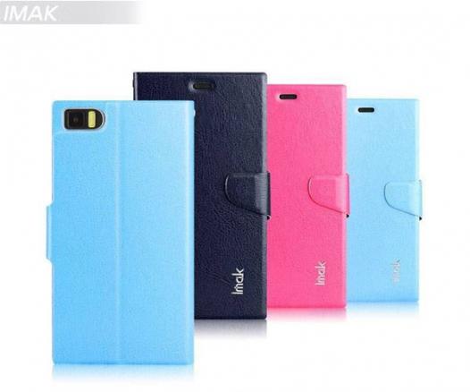 Кожаный чехол (книжка) IMAK Tian'Yi Series для Xiaomi MI3