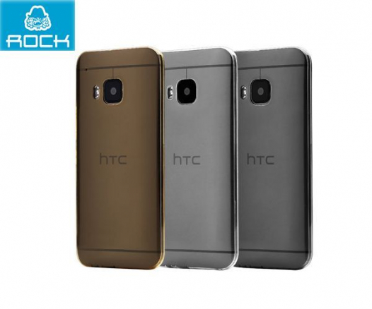 TPU чехол ROCK Ultrathin Slim Jacket для HTC One / M9