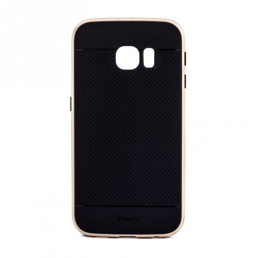 Чехол iPaky TPU+PC для Samsung G925F Galaxy S6 Edge