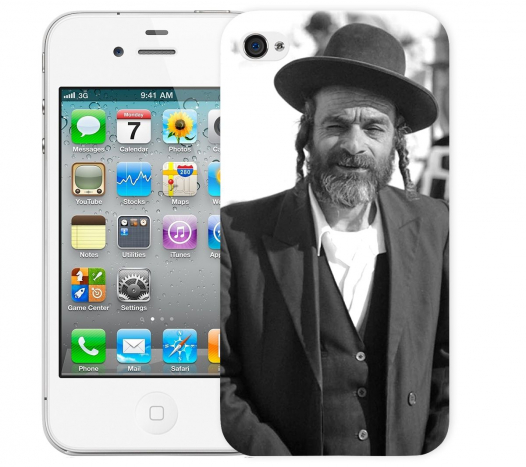 Чехол «Еврей» для Apple iPhone 4/4s