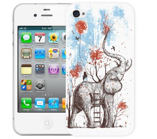 Чехол «Вдохновение» для Apple iPhone 4/4s