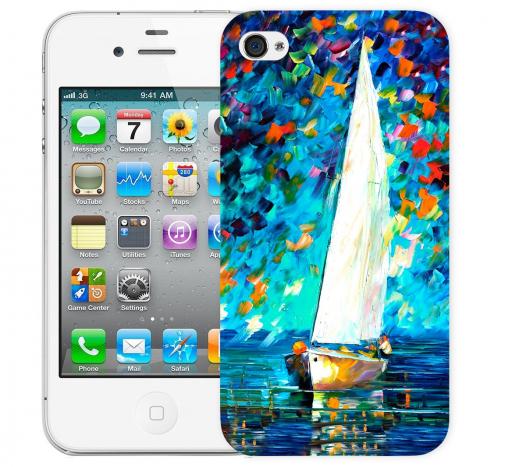 Чехол «Парус» для Apple iPhone 4/4s