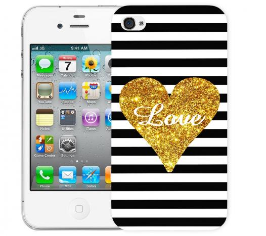 Чехол «Love» для Apple iPhone 4/4s