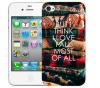 Чехол «Love fall» для Apple iPhone 4/4s