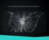 Защитное стекло Nillkin Anti-Explosion Glass Screen (H+) (закругл. края) для Meizu M2 / M2 mini