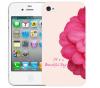 Чехол «Прекрасный День» для Apple iPhone 4/4s