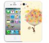 Чехол «Bye-bye» для Apple iPhone 4/4s