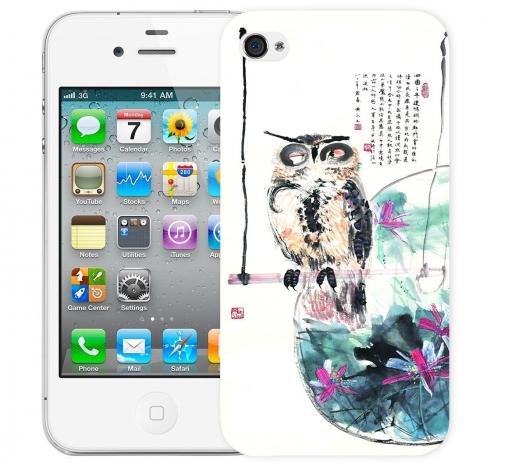Чехол «Sumie» для Apple iPhone 4/4s